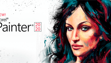 Photo of Corel Painter 2020 v20.1.0.285 [Win/Mac] Software de pintura y arte digital crea obras de arte