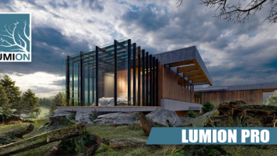 Photo of Lumion Pro 10.0.1, Crea y visualiza tus modelos CAD especializado para arquitectos y diseñadores