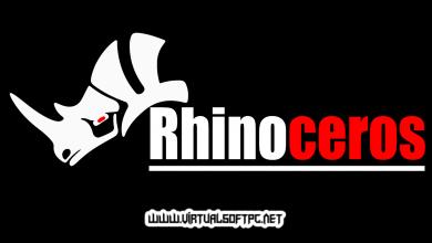 Photo of Rhinoceros v6.25.20114.05271, Software de modelado, animación y renderización 3D