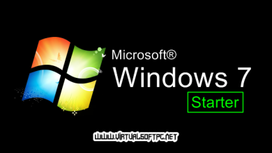 Photo of Windows 7 Starter SP1 [x32 Bits] [ISO Original] (Español) [Mega]