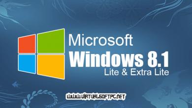 Photo of Windows 8.1 PRO Lite & Extra Lite Full [Español] [x32 Bits] [Mega]